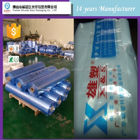 PVC heat shrink bags/ Guangzhou thermo shrink film for packing