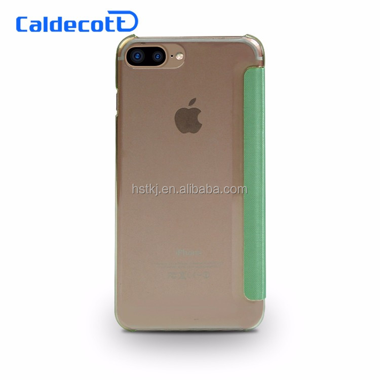 Hot sale mobile phone flip cover case for iphone 6,iphone 7 plus