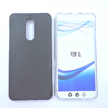 New Coque For Wiko View XL Case TPU Case Soft Silicone Back Cover For Wiko View XL Phone Cover Case
