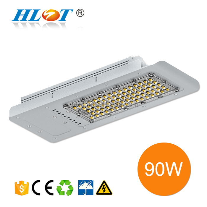 Economic energy-saving smart 90 watt outdoor led street light