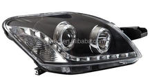 good quality modified head lamp used for toyota vios 2008