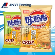 beautiful rotogravure printing promotional bag for crisp