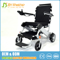 Aluminum alloy 24V 10AH lithium battery FDA light portable used electric wheelchairs for sale
