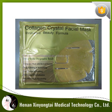 Skin care products crystal Collagen golden facial mask