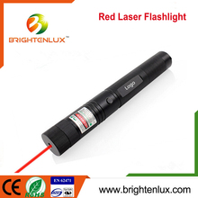 Multi-purpose Aluminum 1*18650 battery Powered Rechargeable High Power Red Laser Pointer Flashlight Torch