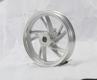 VISA Front Aluminum Wheel Trim Customized Precisely Forged Aluminum Alloy Motorcycle Wheels