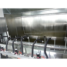 Auto parts automatic spraying lines