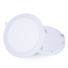 6W Recessed Round Led Panel Light <strong>Flat</strong> Ceiling Light Indoor Decorative modern led panel lighting
