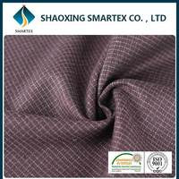 2015 Newset Shaoxing supplier Comfortable Brushed ladies suit fabric