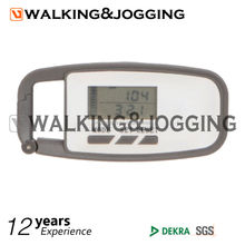 walk and run with 3D digital pedometer