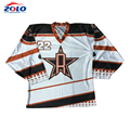 New design best quality unique designs custom hockey shirts jerseys made in china