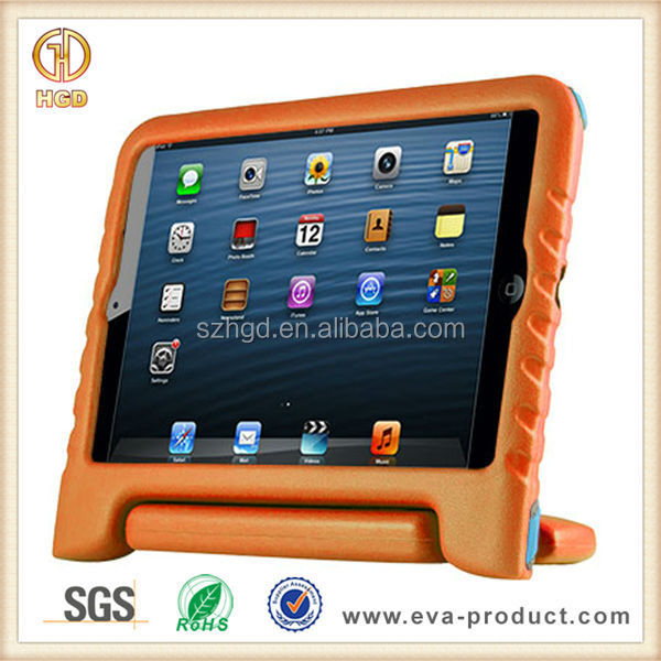 Kids Shockproof Rugged Protector EVA for ipad mini cover stand
