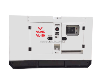 20kva Soundproof diesel power generator set with weifang engine