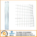 1.5X60cm Galvanised garden fence mesh net chicken rabbit border wire netting