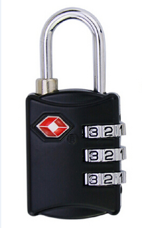TSA Approved Luggage Locks - 3 Digit Combination Padlock for Travel Luggage Baggage Gym Backpack Locker Suitcase