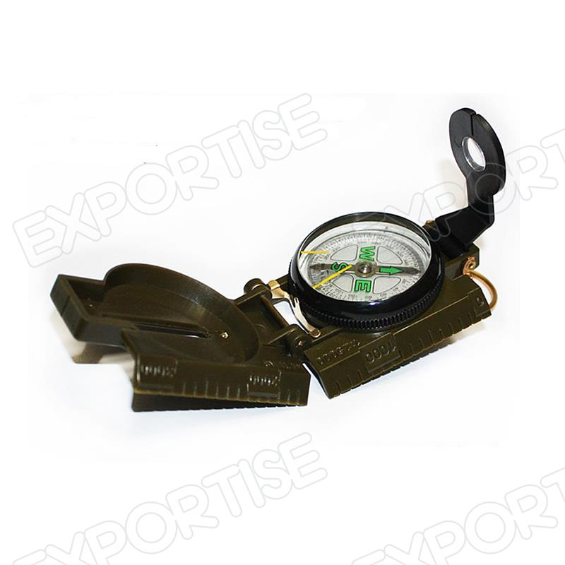Hot selling engineer lensatic compass with great price