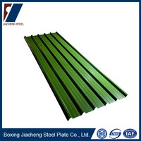 Prepainted galvanized sheet metal roofing shingles sheet