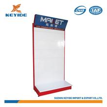 metal display light box with display stand for lamps