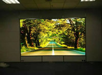 P2.5 Light-Weight P2.5/ P3/P5/P6/P7.62 LED Display Screen Widely Used in TV Shows
