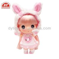 plastic korean ddung doll