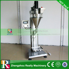 most popular commercial semi automatic flour packing machine dry spice powder filling machines