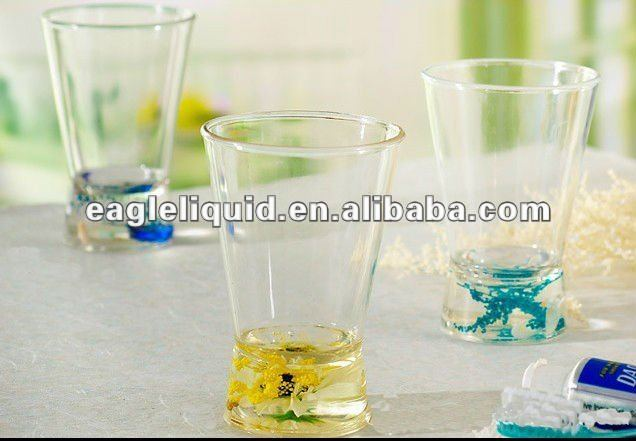 acrylic plastic floater inside china plastic liquid bathroom cup