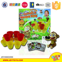 New product coconut and monkey kiny toy for kids