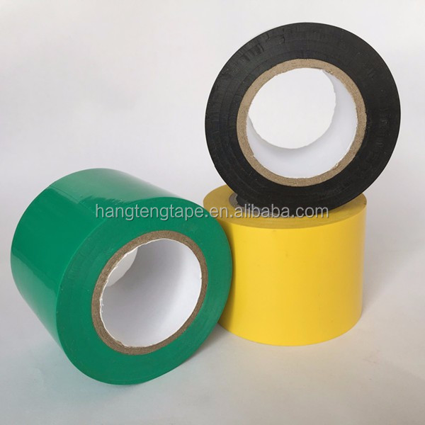 PVC Pipe And Cable Wrapping Tape