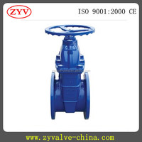 Cast Iron Flanged Gate Valve manufacture from china