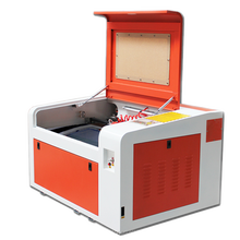 Hot selling Laser 4040 50w Co2 2d 3d crystal laser engraving machine laser cutting machine Super quality with all functions