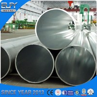Shipping Metal Material 5083 Aluminum alloy tube H112 Temper Precision Seamless Round Alluminum alloy Tube