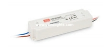 LPC-60-1400 Meanwell power supply 60w 1400mA led power adaptor original and new 2 years warrantry