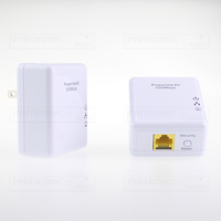 Hot and Newest 500Mbps Wireless Powerline Homeplug Adapter with Homeplug AV adapter