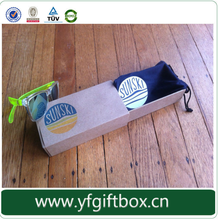 Accept Custom Order and Recyclable Feature sunglasses cardboard box