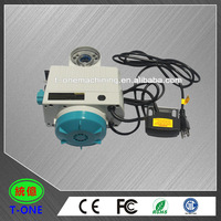 China factory manufacturer cnc mini lathe milling machine power feed for metal