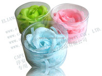 BEAUTY FRAGRANCES LOVE ROSE SOAP FLOWERS MANUFACTURING COMPANY