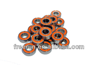 High Performance KYOSHO FW-05 FOAM TIRE SPECIAL CHASSI steel bearing kits with different rubber seal color