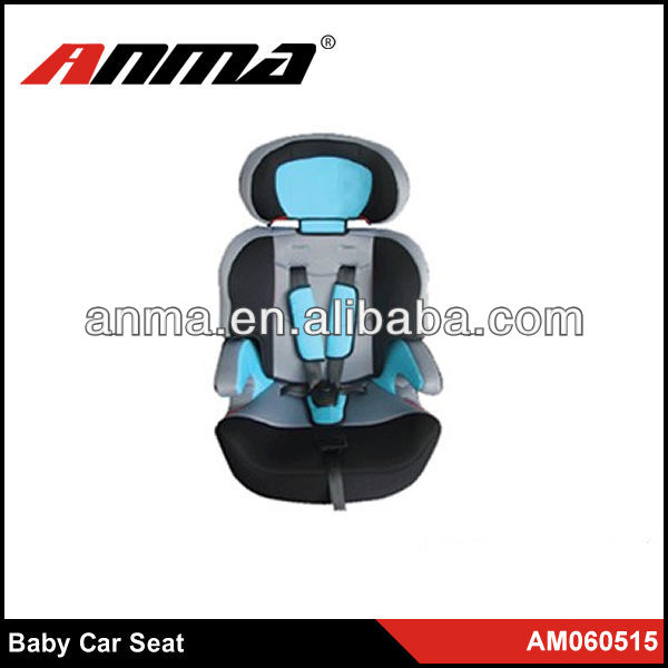 completely safety baby car seat in driving