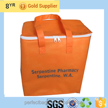 Non Woven Thermal Insulated Cooler Tote Bag