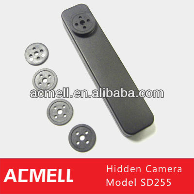 Hot Japan Market Magic Ring Remote Control button hole camera