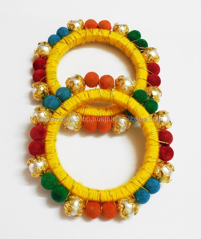 Trendy Bangles For Party