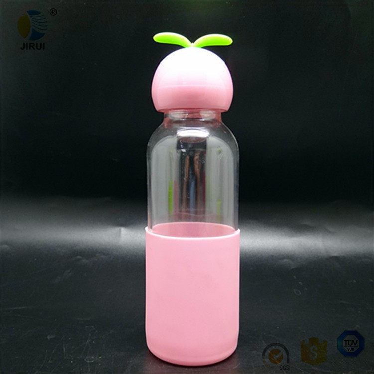 300ml Bean Sprout Glass Bottle
