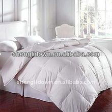 White goose feather quilt duvet, winter down quilt