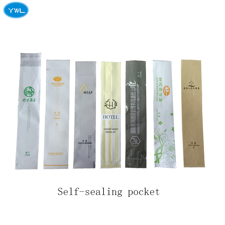 Wholesale  eco friendly disposable hotel  toothbrush /hotel supplies