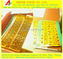 Professional 2oz copper thickness flexible pcb