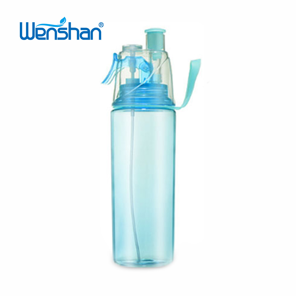 Mist 'n Sip Spray Bottle Drinking water bottle 600ml &400ml