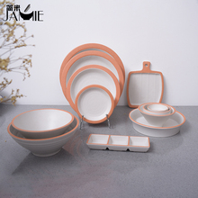 Chinese melamine tableware new design ,melamine tableware hotel