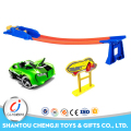 New alloy track simulation diecast metal model cars