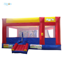 Cheap High Quality Used Party Jumper Inflatable Bouncy Castle For Sale