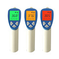 New multi functional ir laser non contact forehead infrared thermometer
